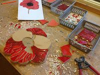 Just Mosaics - tiles to get you talking!: Search results for poppy