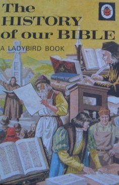 History OF OUR Bible A Ladybird Book Hunt Patricia J 0721402895   eBay