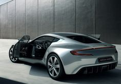 Like they say, your car should be an embodiment of your self. The One 77 is an Aston Martin in every bit of the car.