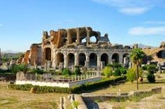 Ampitheatre - Capua, Italy Largest after the Colosseum in Rome