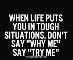 try me.... true story...