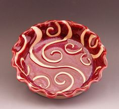 Brie Baker by Turning Wheel Pottery
