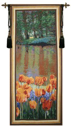 Keukenhof Portiere II Tapestry