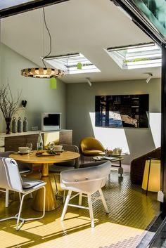 Sancal en @casadecorspain 2016 Colaboramos con #HOUZZ en un proyecto que corre a cargo del estudio madrileño Nimú. // Sancal in CasaDecor. We aer collaborating with Houzz to create a cosy environment within its majestic interior. The interior design project has been undertaken by Nimú studio.