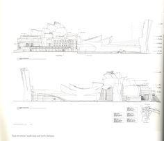 Guggenheim Museum Bilbao Plan Plan0001 jpg