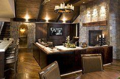 Zimmer Im Keller Einrichten  Sie Könnten Den Keller In Einen Schönen  Familien  Oder Unterhaltungsraum Umwandeln.Das Ist Eine Sehr Populäre  Option Heutzutage