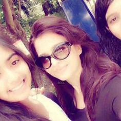 B'wood's yummy mummy Aishwarya Rai Bachchan latest selfie clicked with her young neighbors has gone viral. Ash, who is looking quite fit in the pic is all set to make a comeback with action flick Jazba.