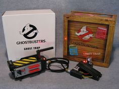 Mattel Ghostbusters Exclusive Prop Replica Ghost Trap. Take all of my money now.