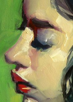 """""""Visualize"""" (close-up), John Larriva art"""