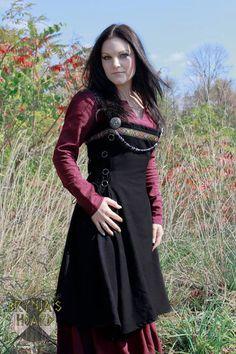 Women's Apron Dress by BrynjasHoard on Etsy, $70.00