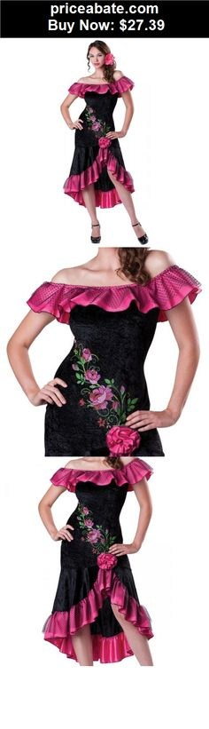 48 best flamenco spanish costume images on pinterest flamenco women costumes flamenco dancer costume adult sexy spanish senorita halloween solutioingenieria Choice Image