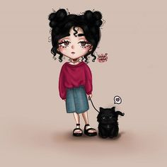 مساء الخير 💟 😊  وجمعة مباركة 💕 .. Good afternoon 💕 😊 .. #my_drawing #draw #drawing #رسم #رسمي #art #sketchbookpro #shinedream #sketch #shine #kankushi #cute #panda