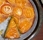 Satsuma Orange Cake Looks like an upside-down cake. Tastes like an upside-down cake. Yet this citrusy, sticky sweet dessert couldn't be more right-side up. Orange Recipes, Sweet Recipes, Cake Recipes, Dessert Recipes, Citrus Recipes, Food Cakes, Cupcake Cakes, Cupcakes, Satsuma Recipes