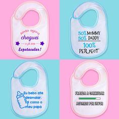 NOVO PRODUTO ON-LINE! Babetes personalizados. €3.95 + portes #zizimut #funnytshirts #giftshops #personalizedgifts #personalizadas #porto🇵🇹 #babete #bibs #baby #bebe #babetespersonalizados #babeteengraçado #babybib