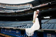 Baseball Wedding!