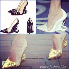 Angelina Jolie should continue to stun onlookers as she promotes her hit film Maleficent - especially in her custom-made Christian Louboutin heels!!!!   @Christian Louboutin #fumisfashionfiles #angelinajolie #hollywood #womansstyle #womansfashion #christainlouboutin #streetfashion #streetstyle #selfie #nofilter #glam #actress #bradpitt #maleficent #lotd #potd #shoefie #shoes #luxury #fashionblogger #fashionista #icon #style #stylenetwork #chic #themost #ilovemyjob