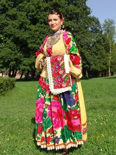 Jasenovačka Posavina, Plesmo © Rental Workshop of National Costumes Croatia