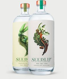 Seedlip Collection—non-alcoholic spirits Come and see our new website at bakedcomfortfood.com