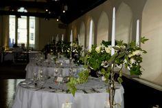 Winter Candelabra Candelabra, Chandelier, Table Decorations, Winter, Furniture, Home Decor, Flowers, Winter Time, Decoration Home