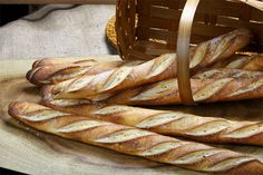 Delicious and yummy french bread