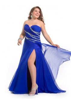 A-line Sweetheart Sleeveless Chiffon Royal Blue Plus Size Prom Dresses/Evening Dress With Rhinestone #FK843 - See more at: http://www.victoriasdress.com/prom-dresses/plus-size-prom-dresses.html#sthash.tl9rCjfa.dpuf