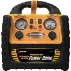 WAGAN Power Dome 400 Portable Power Station 18ah 400w inverter $99