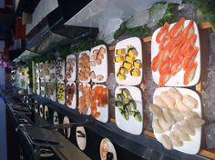 Sushi Buffet oh yeah!!