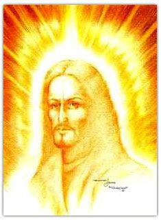 Ascended Master Jesus illuminates the world