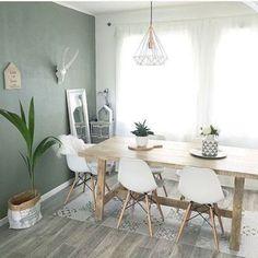Dining Room Walls, Dining Room Design, Interior Design Living Room, Room Wall Decor, Living Room Decor, Minimalist Dining Room, Modern Minimalist, Dinner Room, Luxury Dining Room