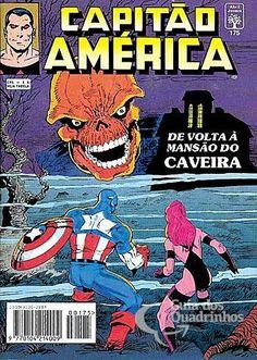 Capitão América n° 175/Abril | Guia dos Quadrinhos