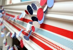 washi tape home decor - accent mantel or furniture, 52 Mantels