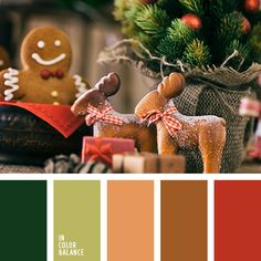 Color combination, color pallets, color palettes, color scheme, color inspiration. #color #color_palettes #new_year #christmas #happynewyear #inspiration  Christmas palette mood inspiration. For holidays and fun.   You can use color for decorating table, house decor and interior decor.