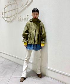 styling_image Rain Jacket, Bomber Jacket, Beams, Windbreaker, Jackets, Image, Style, Fashion, Down Jackets