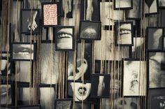 Artistas de estos días y otros ya pasados: Annette Messager