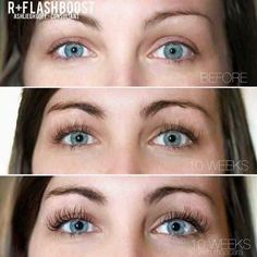 Rodan and Fields Lash Boost is no joke!!! Get yours today!