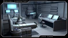 Medical room idea 2