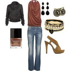 My out on the town outfit!