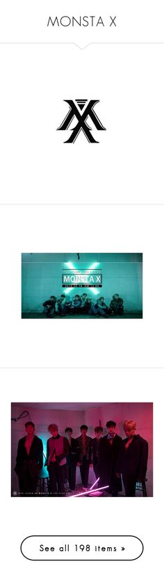 """""""MONSTA X"""" by exoo ❤ liked on Polyvore featuring home, home decor, kpop, monsta x, text, people, frames, kihyun, wonho and hyungwon"""