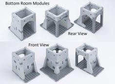 15 Lego Fortress