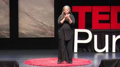 Two radical ideas about listening | Lalita Amos | TEDxPurdueU