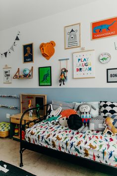 50 Comfortable and Time-Saving Gender Neutral Kids Playroom Ideas Baby Boy Room Decor, Boys Bedroom Decor, Baby Boy Rooms, Girls Bedroom, Boys Bedroom Paint, Bedroom Wall, Kids Room Design, Room Inspiration, Bernardo