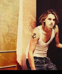 Jace Wayland - Lightwood - Morgenstern - Herondale