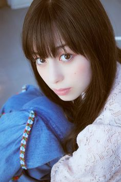 Transform Your Looks With This Advice Japanese Beauty, Japanese Girl, Asian Beauty, Beautiful Gorgeous, Beautiful Women, Redhead Makeup, Girls Album, Face Characters, Japanese Models