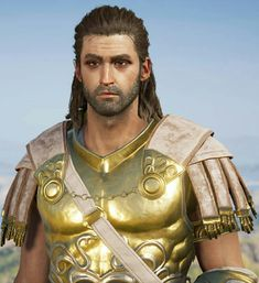 Video Game Characters, Fictional Characters, Assassins Creed Odyssey, Art Memes, Assassin's Creed, Wonder Woman, Fantasy, Superhero, Videogame Art