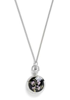 Always Time for Flowers Necklace - $27.99