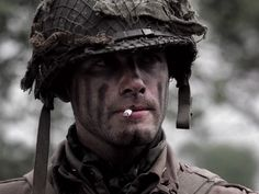 Capt. Ronald Speirs - Band of Brothers