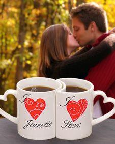 Personalized Heart Mugs. http://www.bluerainbowdesign.com/WeddingFavorProduct.aspx?ProductID=PR0317111749990aUBFIr482KpBRD99130=WEDDI=GROUP=WGROO=pinterest