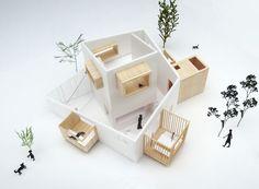 ベツダイ住宅設計コンペ最優秀賞受賞 | 東京都の建築家 比護 結子さんの建築家ブログ | 建築家と家づくりをはじめよう HOUSECO
