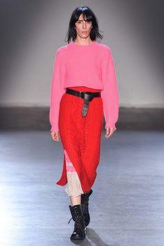 Zadig & Voltaire ready-to-wear autumn/winter '17/'18 - Vogue Australia
