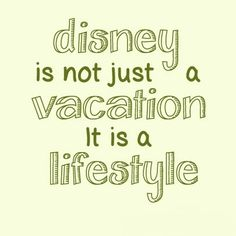 i have a disney lifestyle!